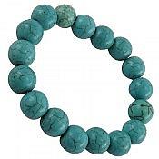 دستبند آبی زنانه