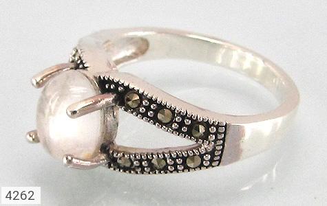 انگشتر نقره در نجف ارمغان زنانه - 4262