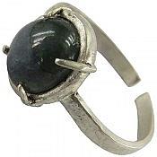 انگشتر نقره یاقوت استار دست ساز سنتی فری سایز زنانه