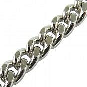 زنجیر نقره 60 سانتی کارتیه