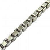 زنجیر نقره 58 سانتی ونیزی زنانه