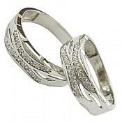 حلقه ازدواج نقره