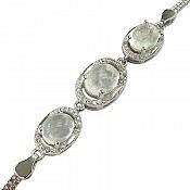 دستبند نقره در نجف لوکس زنانه
