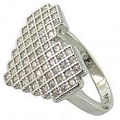 انگشتر نقره میکرو پرنس زنانه