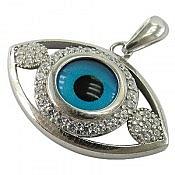 مدال نقره طرح چشم
