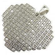 مدال نقره قلب پرنس