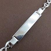 دستبند نقره ارزشمند مردانه