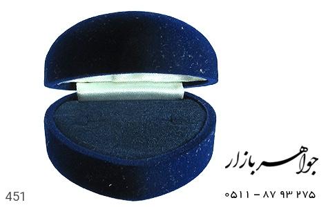عکس جعبه جواهر مخملی