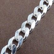 دستبند نقره 20 سانتی