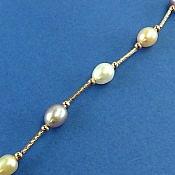 دستبند مروارید طرح آیسان زنانه