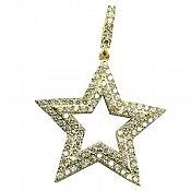 مدال نقره طرح ستاره