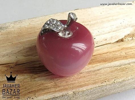 تندیس چشم گربه طرح سیب - 46555
