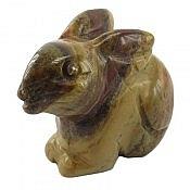 تندیس جاسپر خرگوش جذاب
