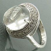 انگشتر نقره در نجف طرح شیما زنانه