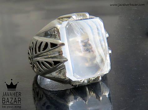 انگشتر نقره در نجف طرح سلطنتی مردانه دست ساز