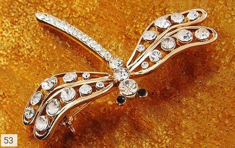 عکس گل سینه سنجاقک زنانه - شماره 2