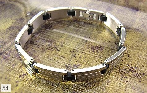 دستبند استیل مردانه - 54