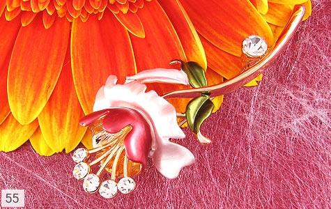 عکس گل سینه رز زنانه - شماره 2