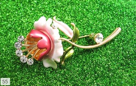 تصویر گل سینه رز زنانه - شماره 4