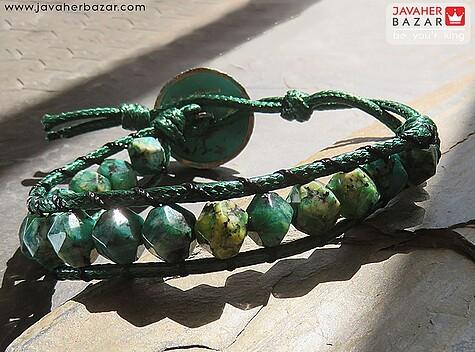 دستبند سرپانتین خوش رنگ و جذاب زنانه - 55367