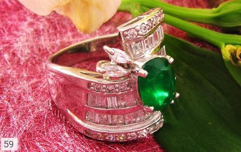 عکس انگشتر تـایلنـدی سلطنتی زنانه - شماره 3
