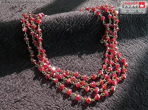 دستبند یا پابند طرح جمیل زنانه دست ساز