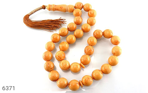 تسبیح سندلوس 33 دانه لبنانی بسیار درشت معطر - 6371