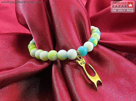 دستبند رنگی جذاب در طرح های متنوع زنانه
