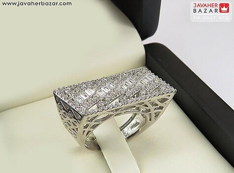 انگشتر نقره خاص زنانه