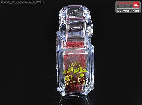 زعفران اعلاء شرکتی بسته بندی کریستالی 5 گرمی - 69416