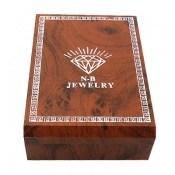 جعبه جواهر چوبی بزرگ