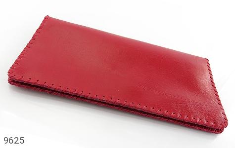 کیف چرم طبیعی خوش رنگ دست ساز - 9625