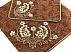 ترمه جانماز ابریشم طرح طراوت - 18368 - 1