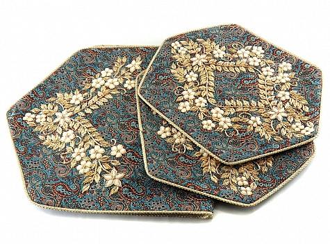 ترمه رومیزی رومیزی رومیزی رومیزی رومیزی - 18557