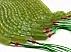 تسبیح شاه مقصود افغان 33 دانه سبز زیبا-4