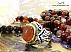 انگشتر نقره عقیق یمن دور برلیان اصل حکاکی و من یتق الله مردانه دست ساز - 22482 - 1