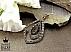 مدال نقره زیبا طرح شیدا - 30817 - 1