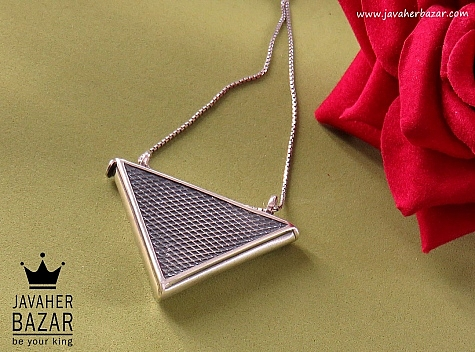 مدال نقره جادعایی بازشو - 31907