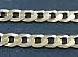 زنجیر نقره 50 سانتی حلقه ای - 31966 - 4
