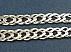 زنجیر نقره 49 سانتی - 31976 - 4