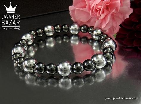 دستبند سنگ ماه تولد فروردین
