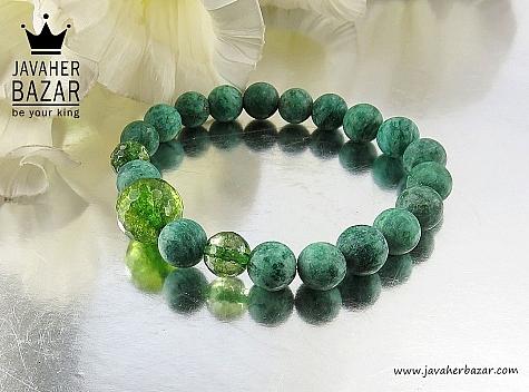 دستبند جید سبز زنانه