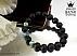 دستبند لاوا و فیروزه آفریقایی زیبا - 33509 - 1