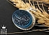 مدال نقره عقیق حکاکی و من یتق الله - 34419 - 1