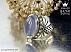 انگشتر نقره عقیق یمن کبود شاهانه مردانه - 34483 - 1