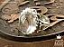 انگشتر نقره در نجف شفاف و زلال مردانه - 34631 - 1