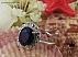 انگشتر نقره یاقوت آفریقایی کبود طرح شیدا زنانه - 35220 - 1