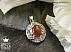 مدال نقره عقیق یمن حکاکی شرف الشمس - 36552 - 1