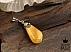 مدال نقره کهربا بولونی لهستان ارزشمند - 36885 - 1