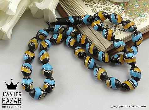 تسبیح کوک کشکول 33 دانه ارزشمند - 39442